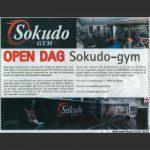 Open dag Sokudo-gym